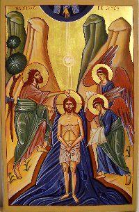 Avvisi Domenica – Festa del Battesimo del Signore