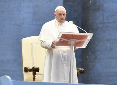 Discorso di Papa Francesco nel tempo della pandemia