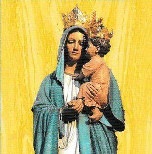 Preghiera a Santa Maria Madre di Dio
