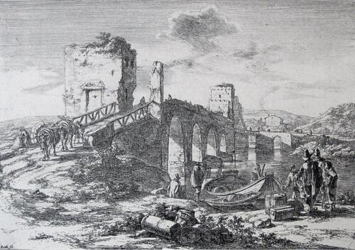 Ponte Milvio - 1637